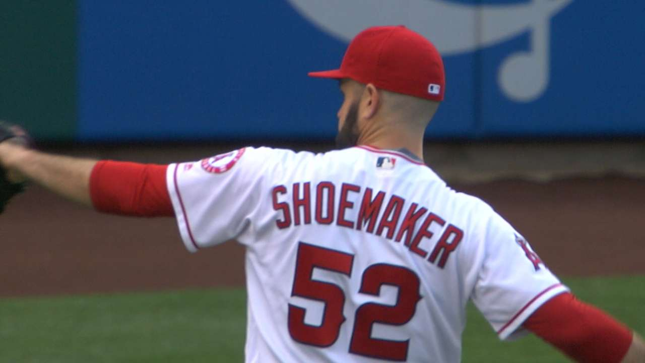 Shoemaker's scoreless start