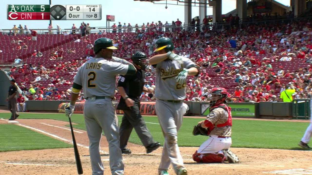 A's not set on being sellers at Trade Deadline