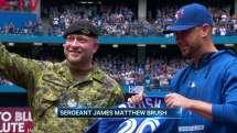 Sergeant James Matthew Brush