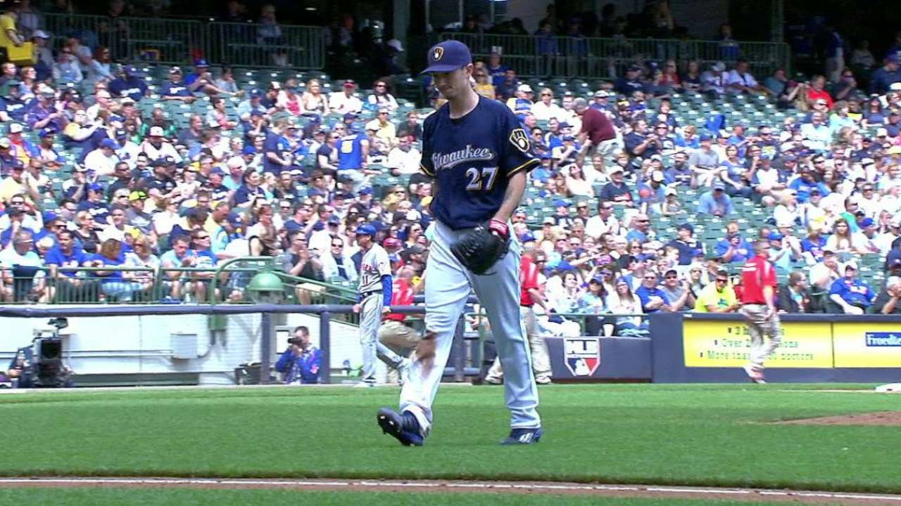 Davies keeps rolling as Brewers defeat Mets