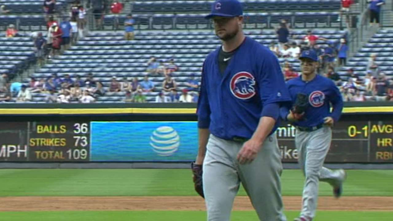 Fab Five: Lester's start latest gem for Cubs