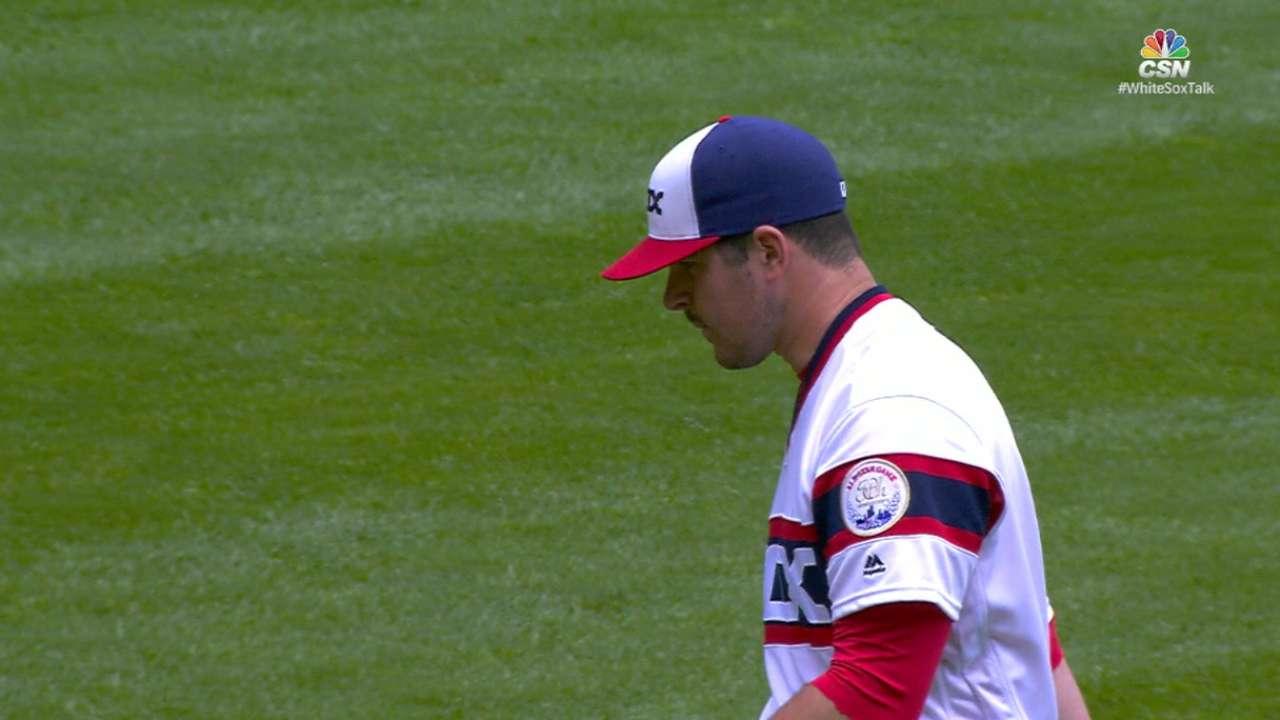 Rodon's seven strikeouts