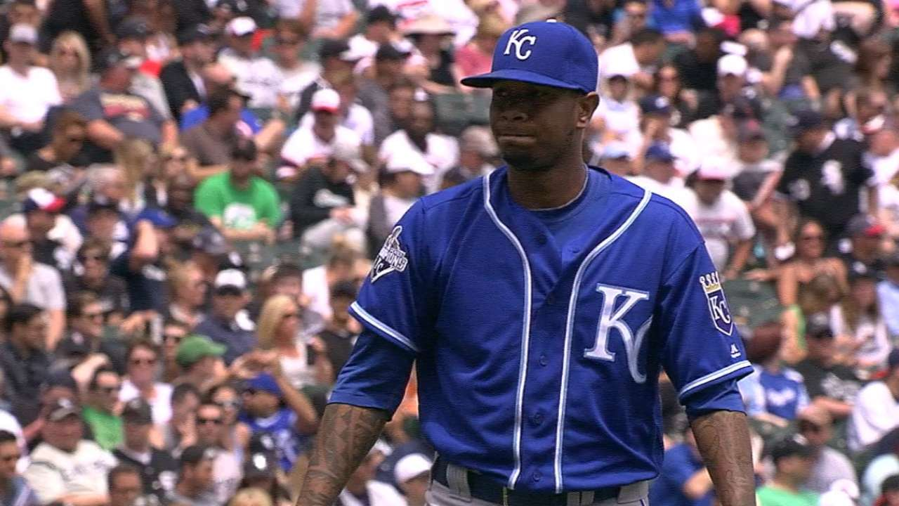 Royals need ace-like Ventura for another run