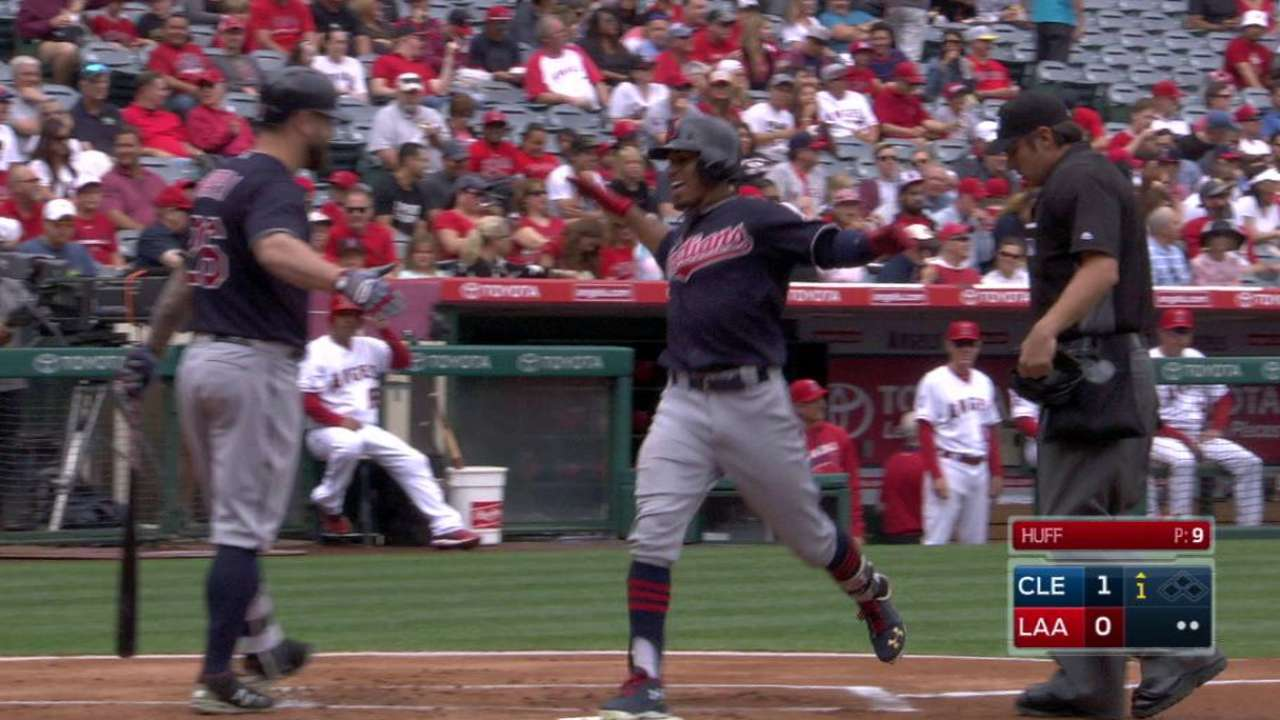 One year in, Lindor one of best SS in Majors