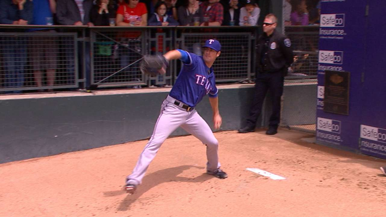 Texas proving to be the right fit for Hamels