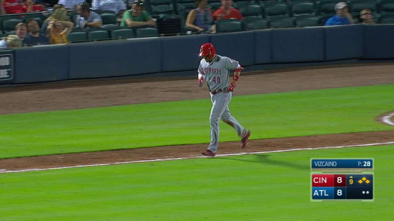 Holt draws walk for go-ahead run