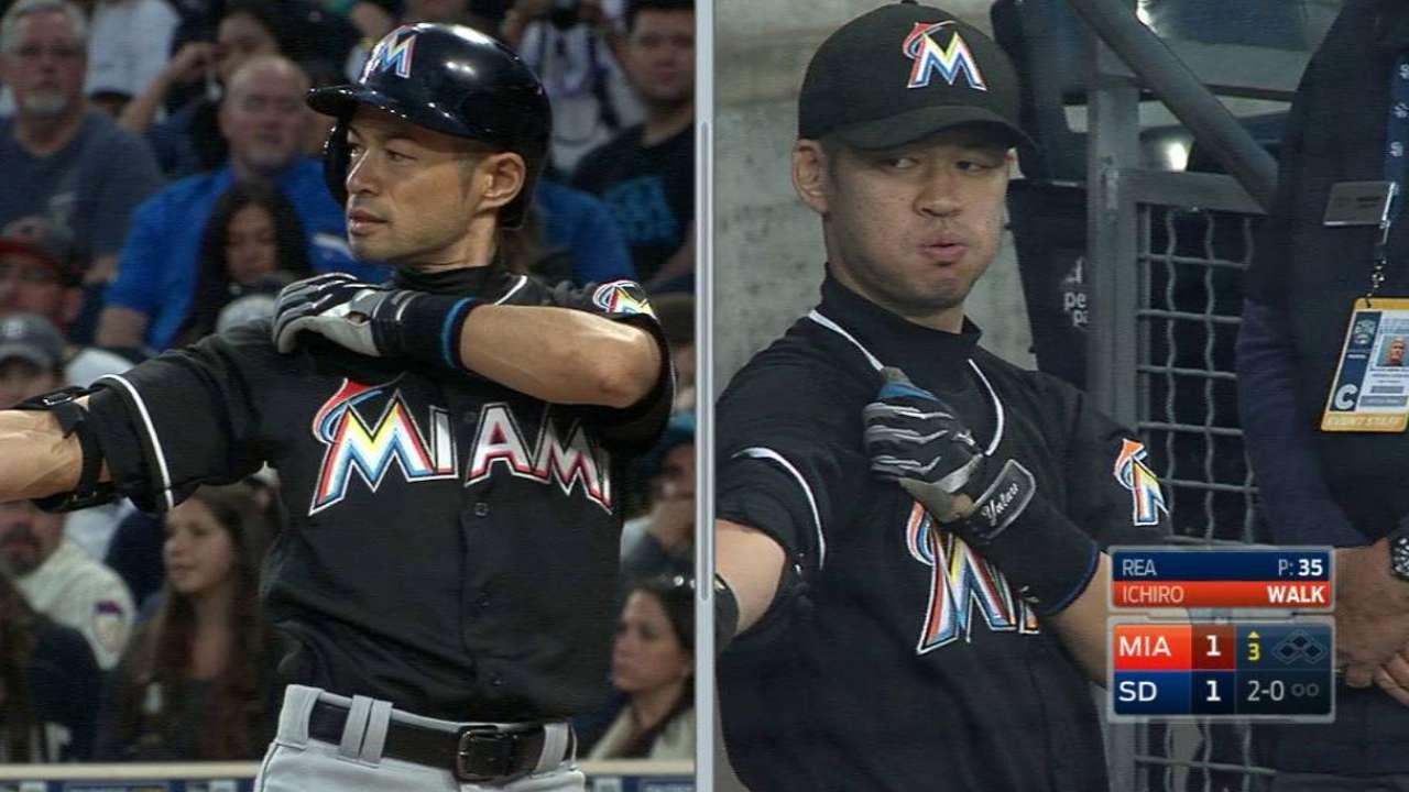 Ichiro 2.0: Impersonator leads top GIFs