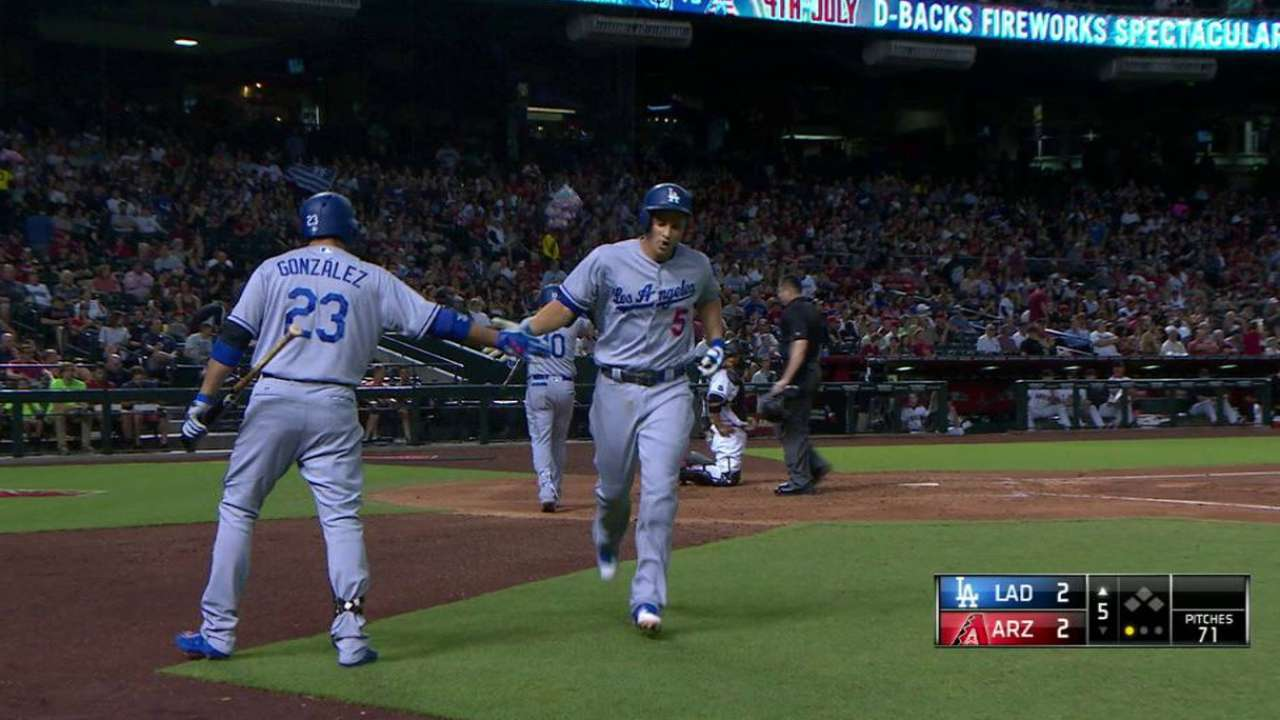 Seager named NL's top rookie for June