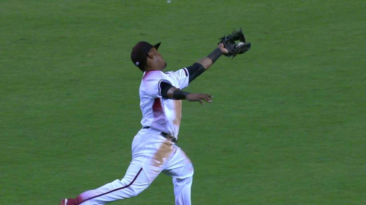 Segura's splendid catch