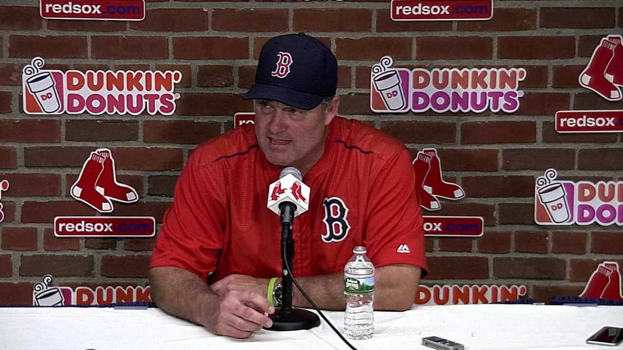 Farrell on well-pitched game