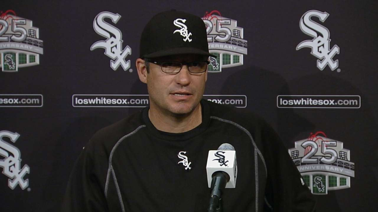Pitching woes once again plague White Sox