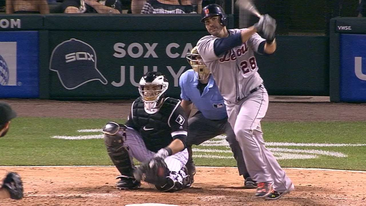 Martinez's big game at the plate
