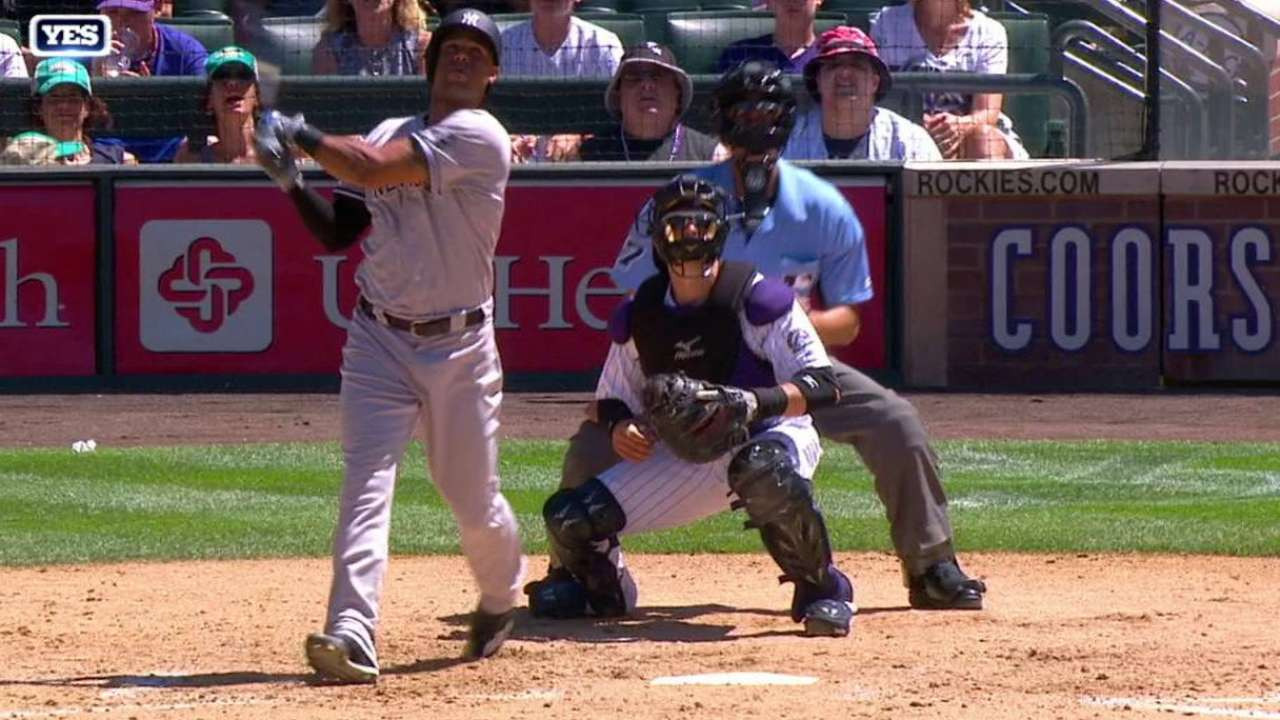 Hicks excited to compete against Twins