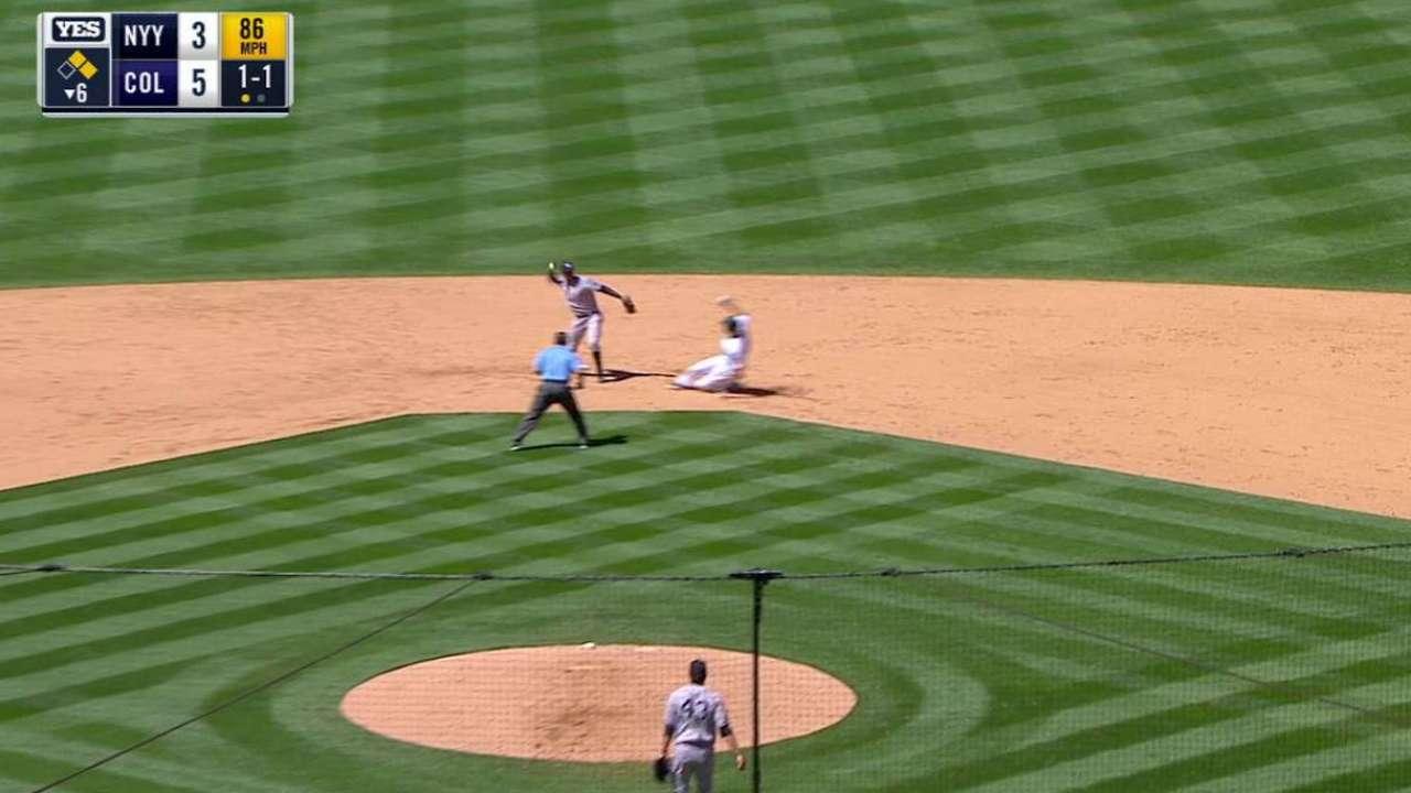 Girardi challenges Yanks to improve performance