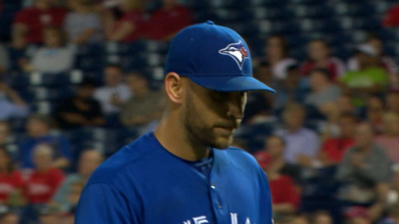 Estrada pitching himself into rare company