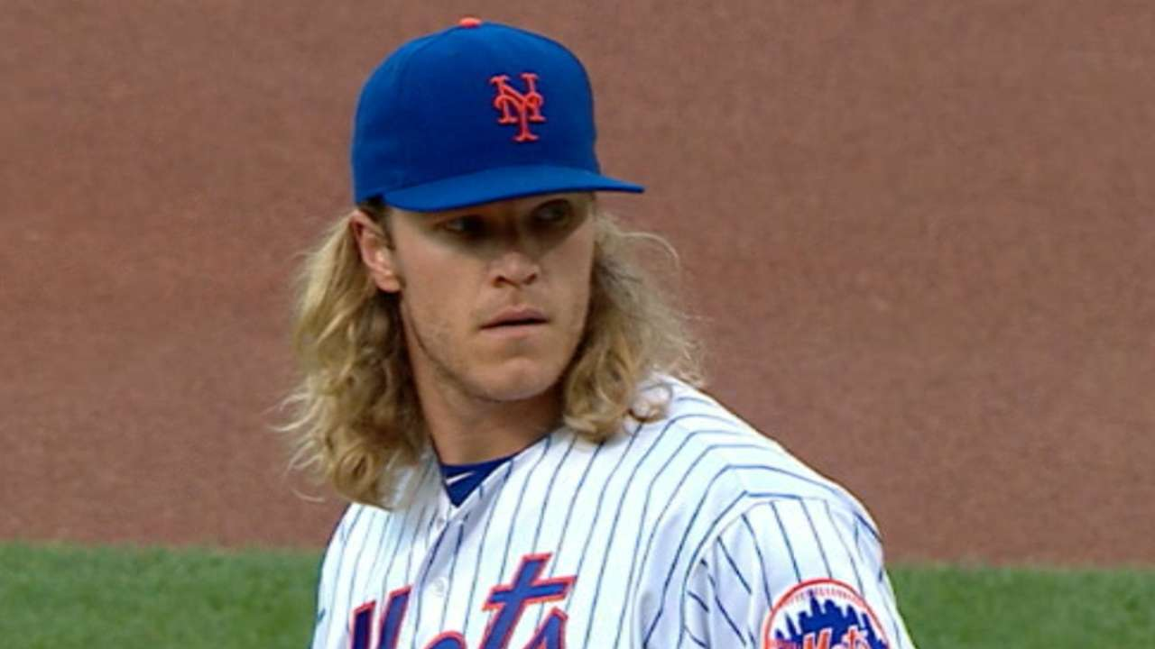 Thor's 11 K's in 11 seconds