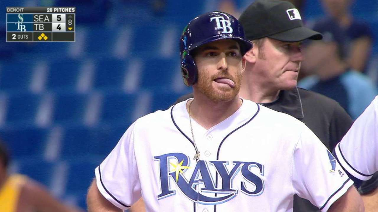 Defensive miscues cost Snell, Rays in finale