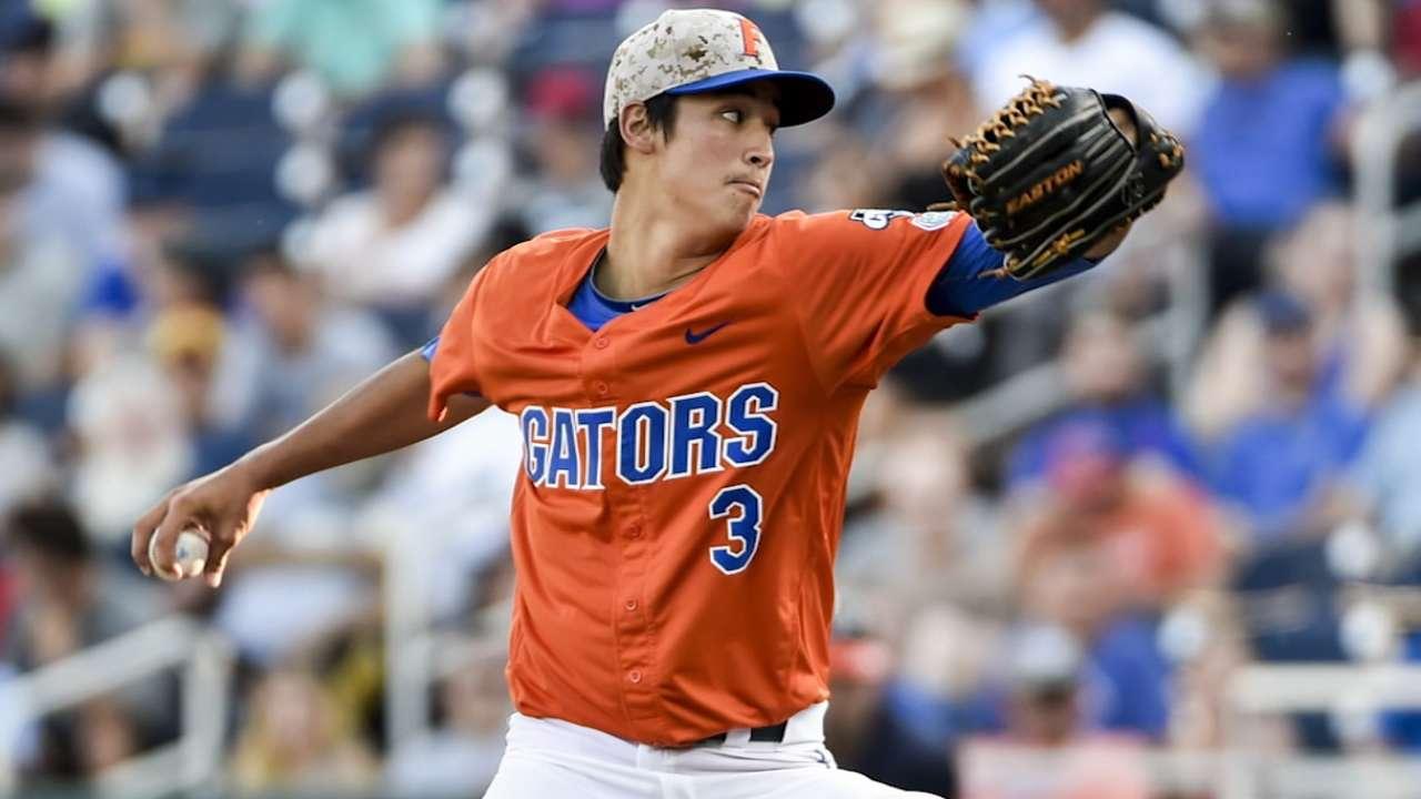 College World Series set to get underway