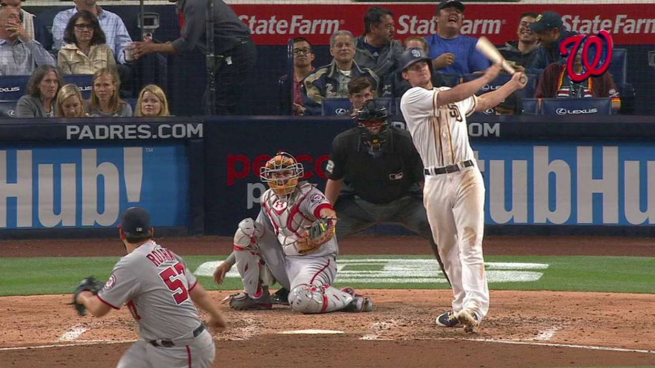 June boom: Myers keeps mashing this month