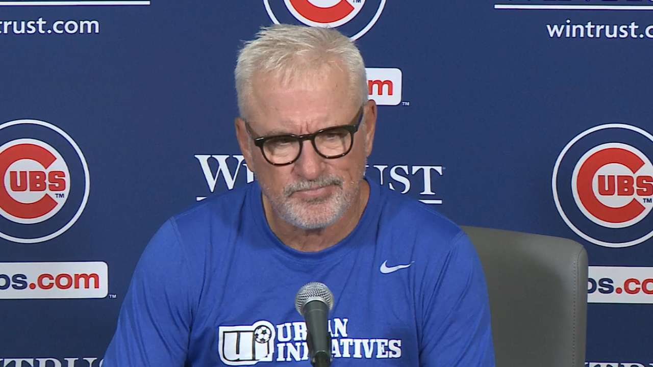 Maddon on Arrieta's outing