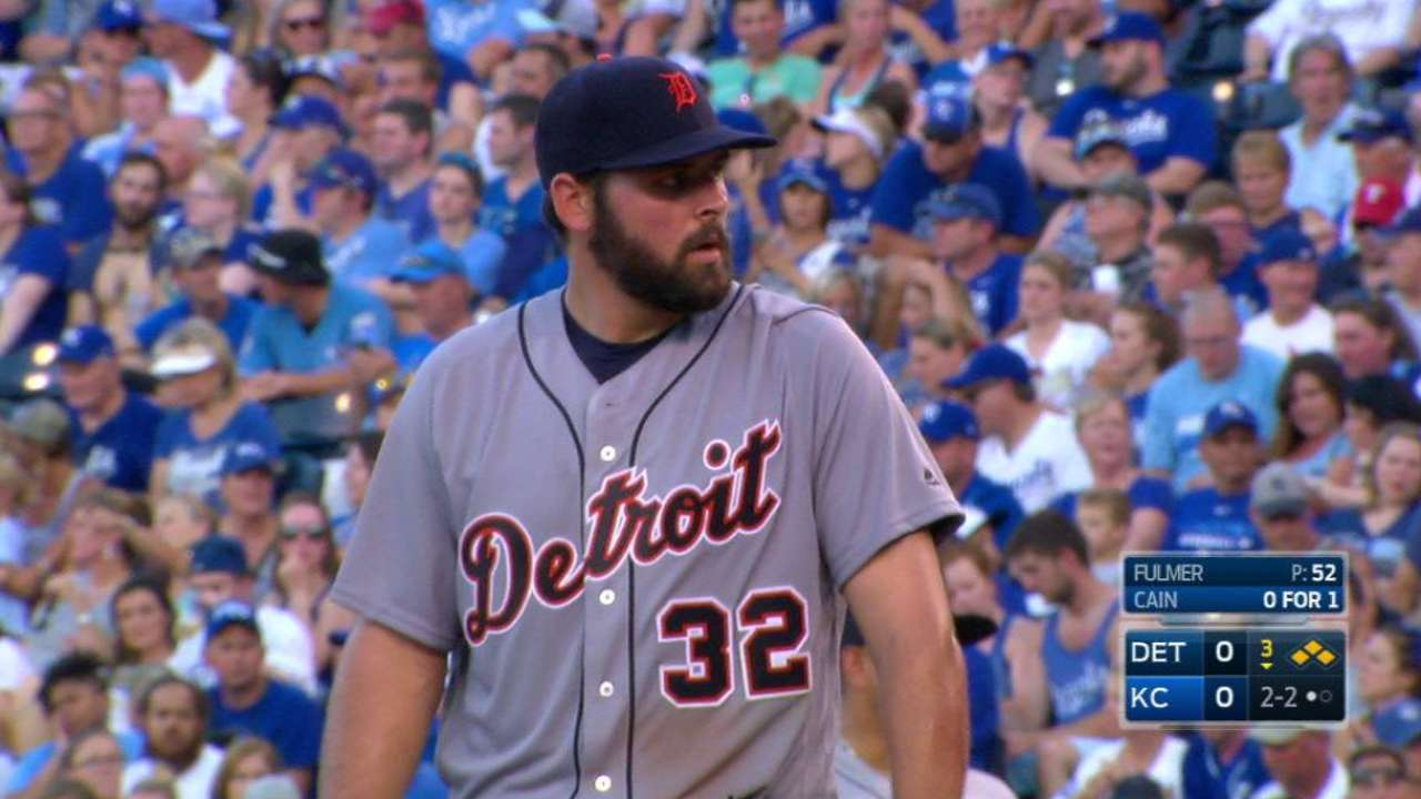 Tigers map out plan for Fulmer's innings