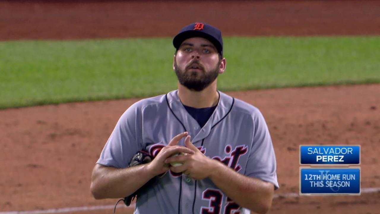 Tigers keeping close eye on Fulmer's innings