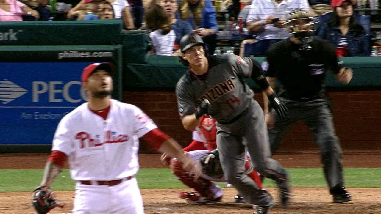 O'Brien belts two home runs