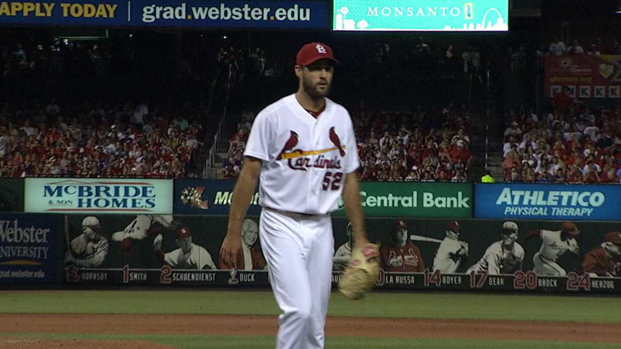 Wacha's strong outing