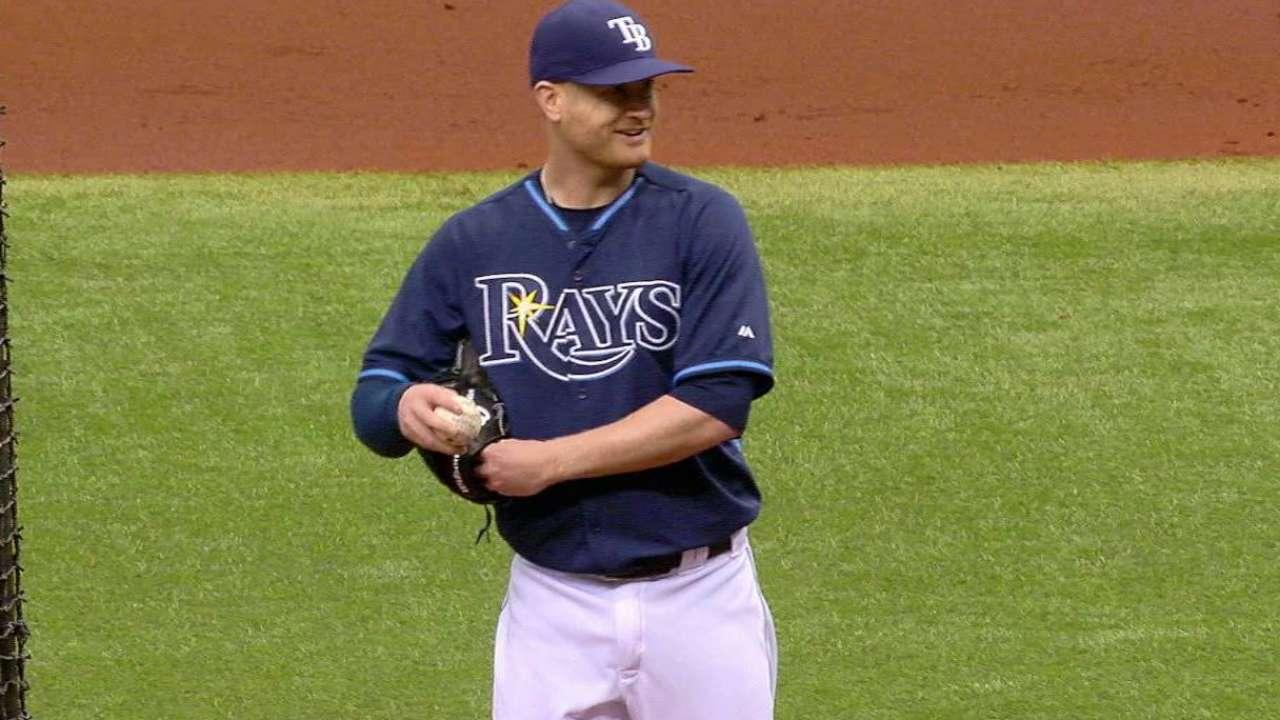 Cobb fires live batting practice
