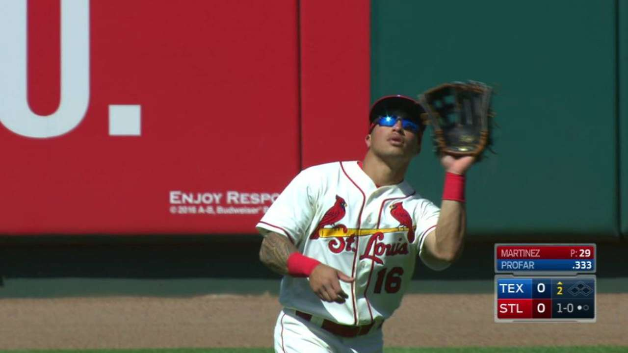 Center stage: Wong busy in first experience
