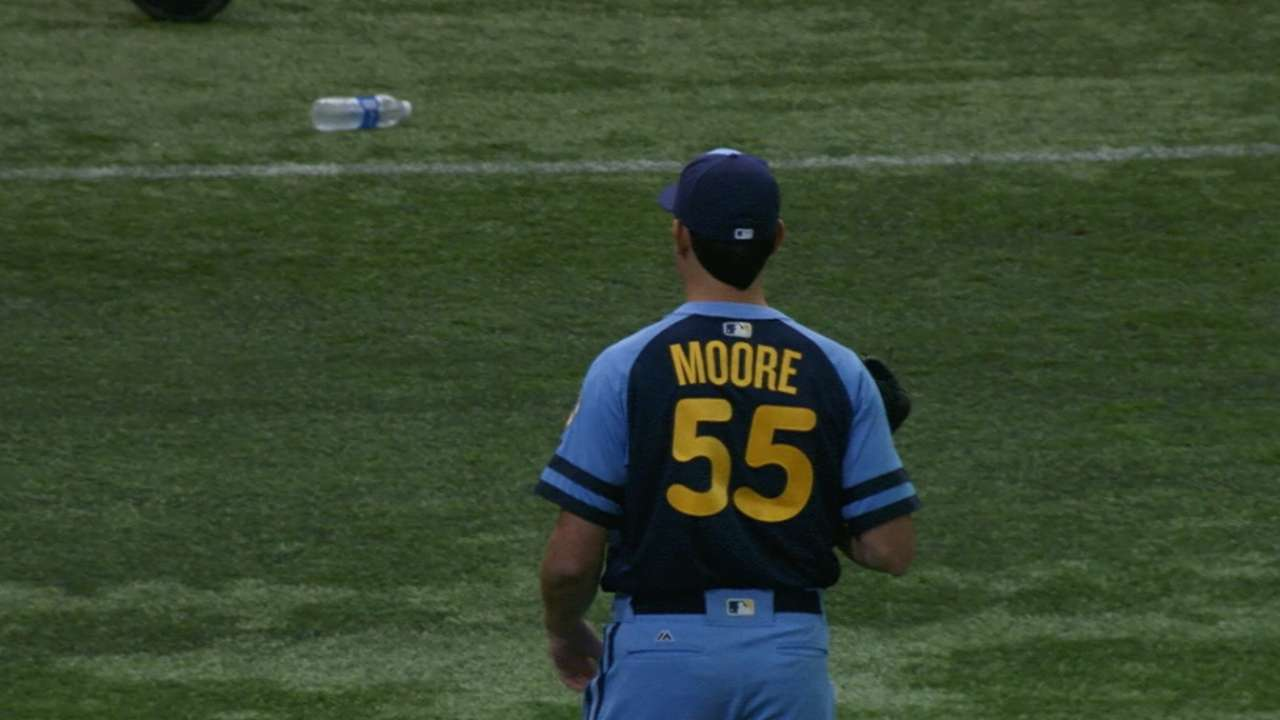Moore's solid start