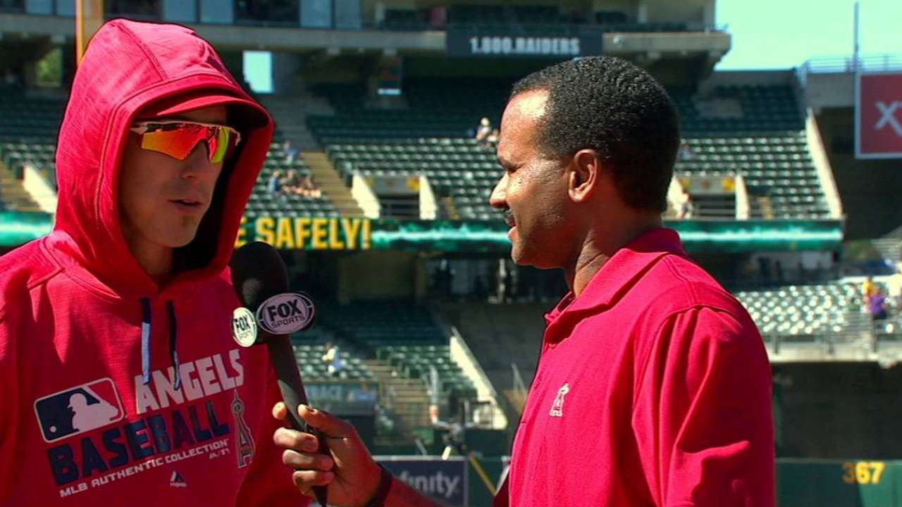 Lincecum on his Angels debut