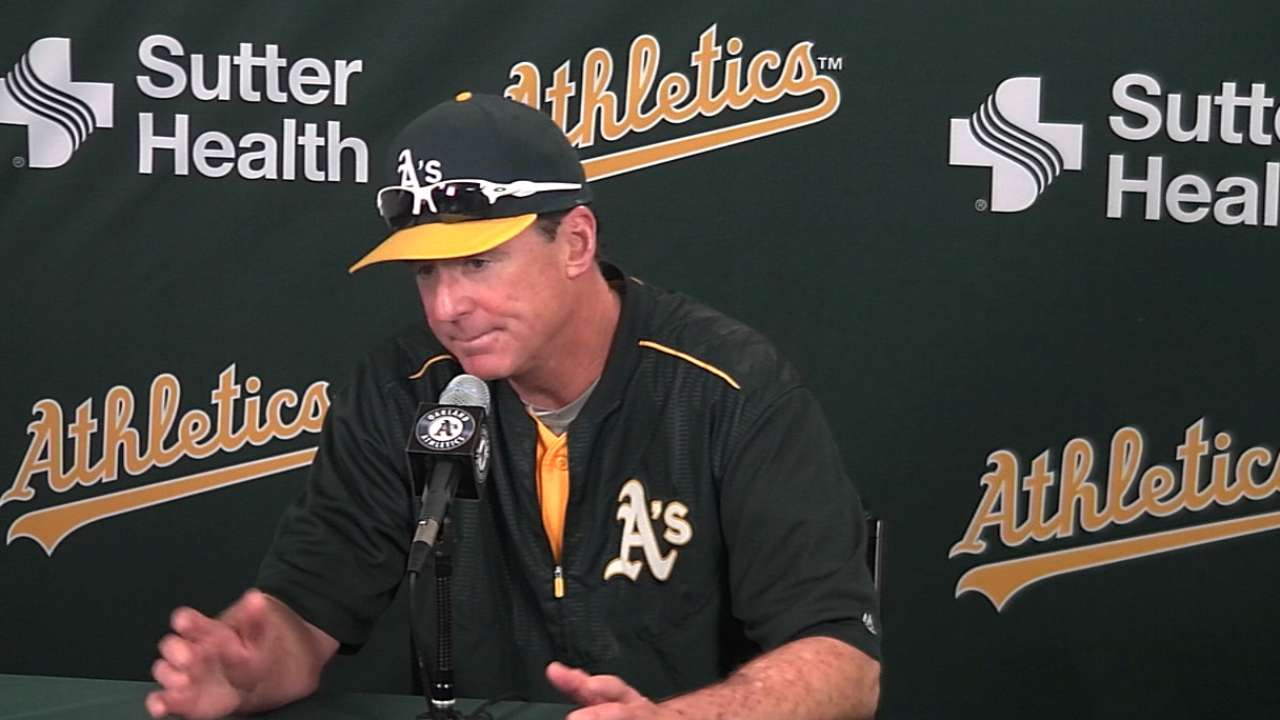 Melvin pleased with Triggs in spot start