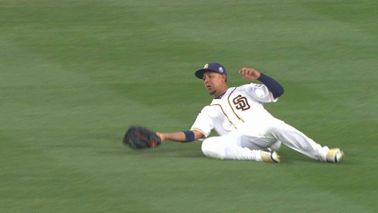 Jay's sliding catch