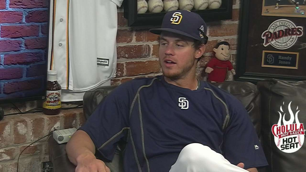 Myers on June success