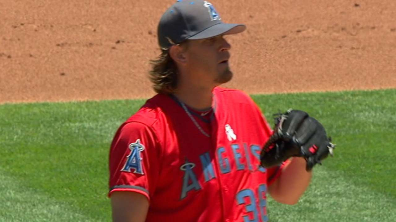 Weaver done for '16, not for good