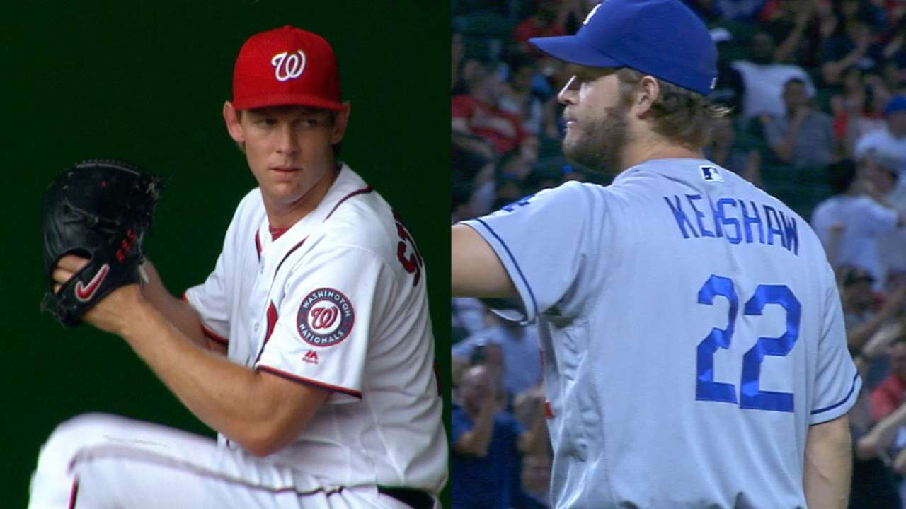 10 pitching matchups everyone wants to see