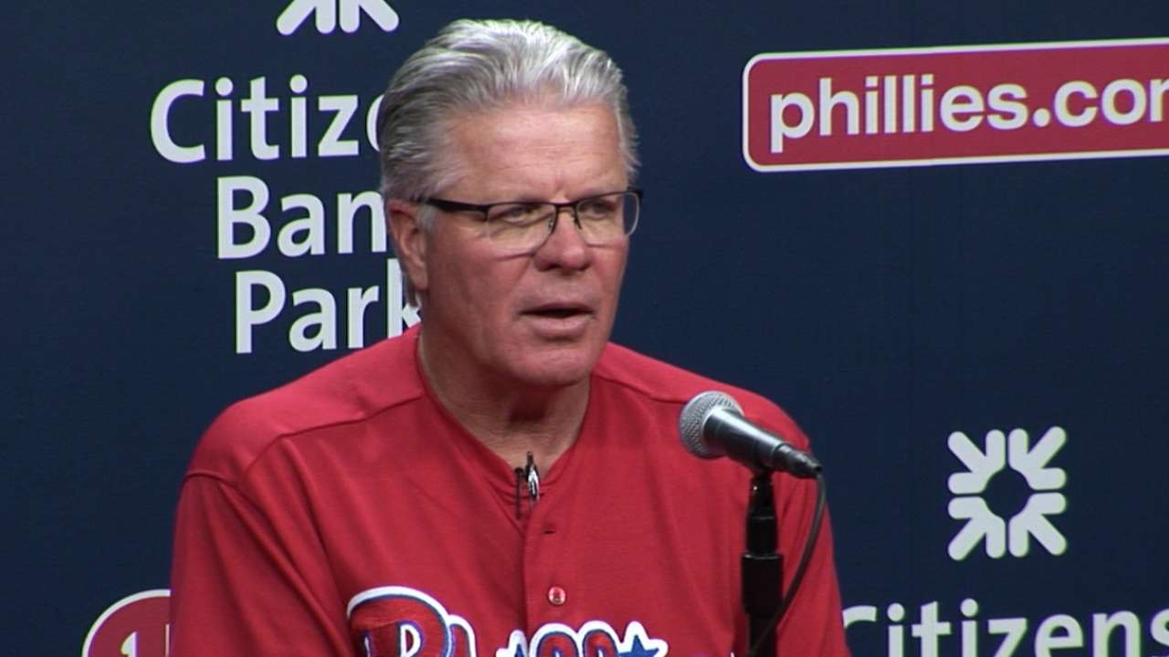Mackanin tries another trick to help offense