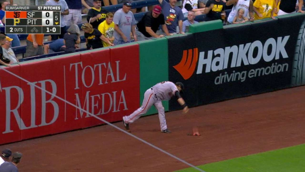 Kratz's key homer touched by an Angel