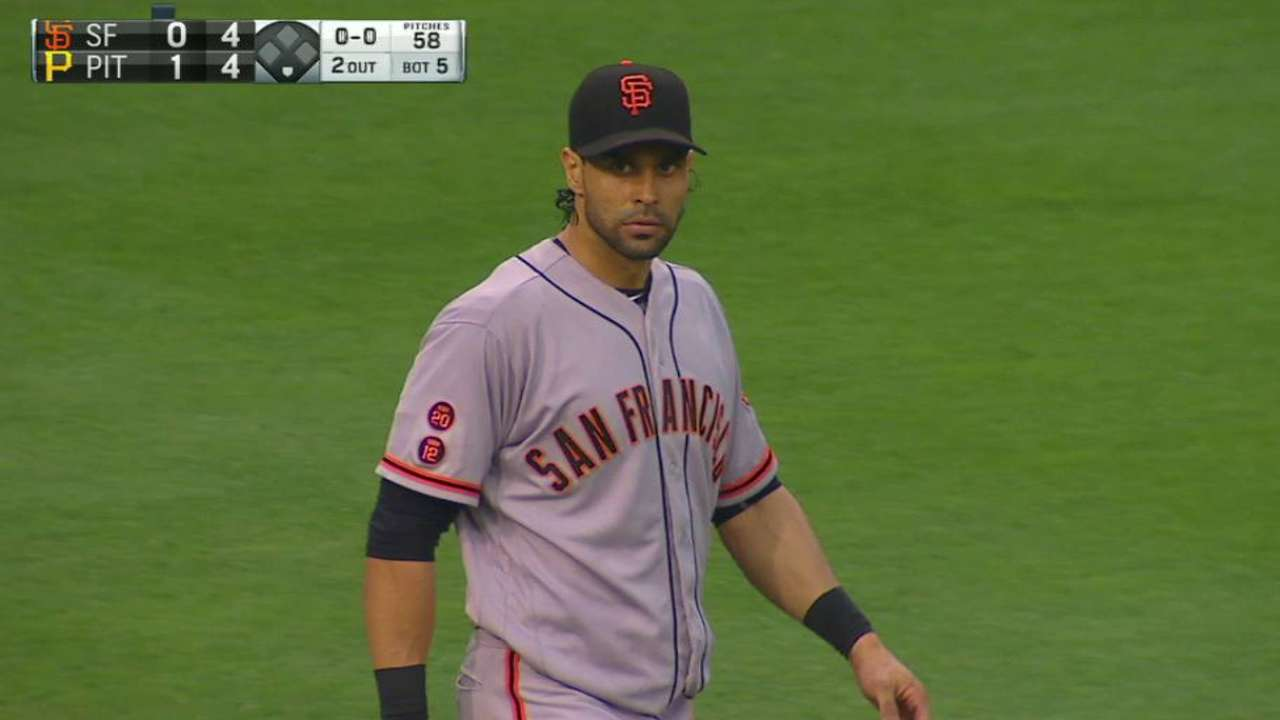 No glove lost for Pagan in top GIFs