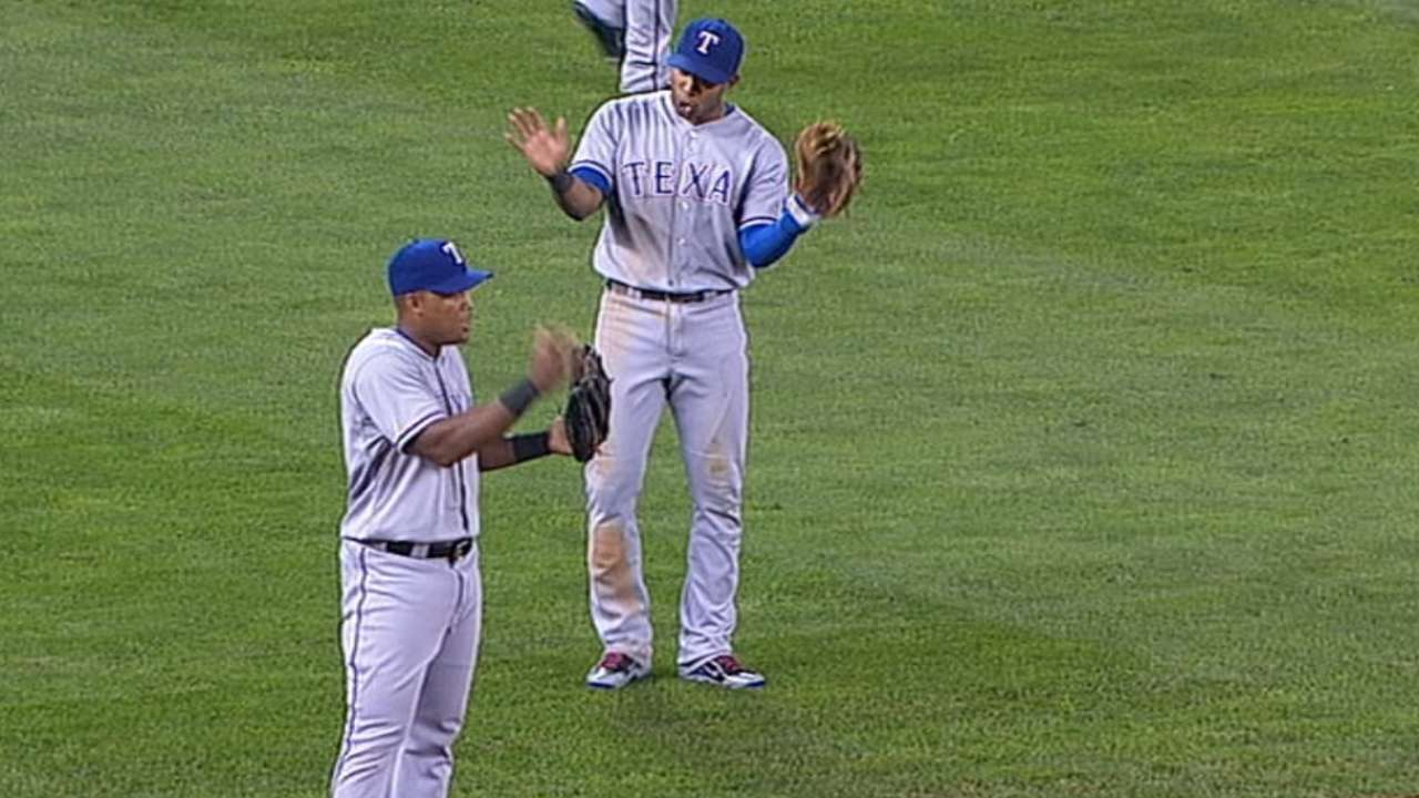 Best Friends: Beltre and Andrus