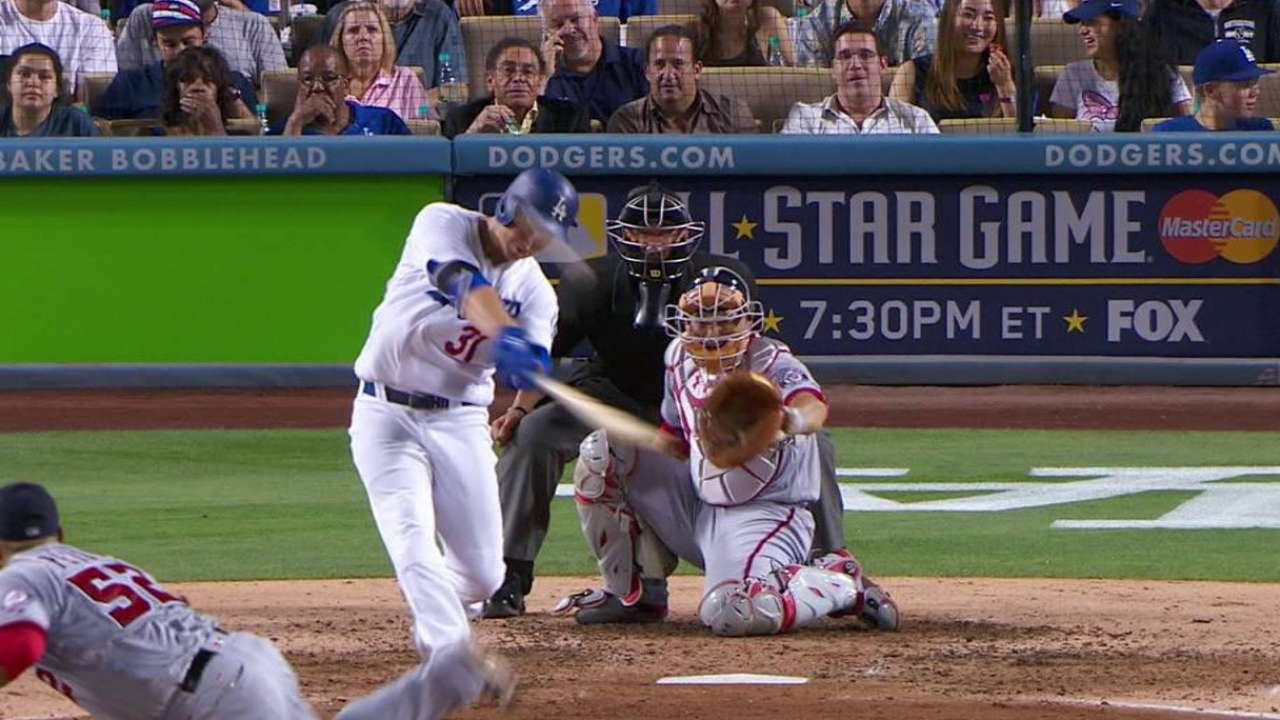 Dodgers awaiting return of injured players