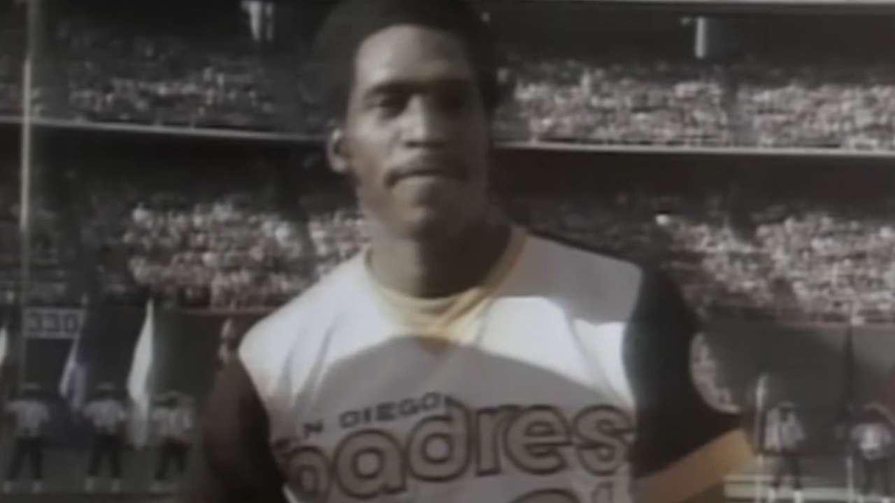Dave Winfield, the original Padres superstar