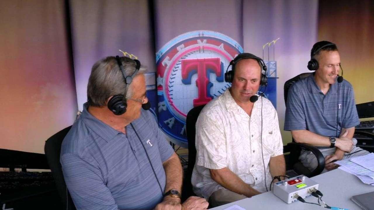 Rangers dedicate Oates Field in West Dallas