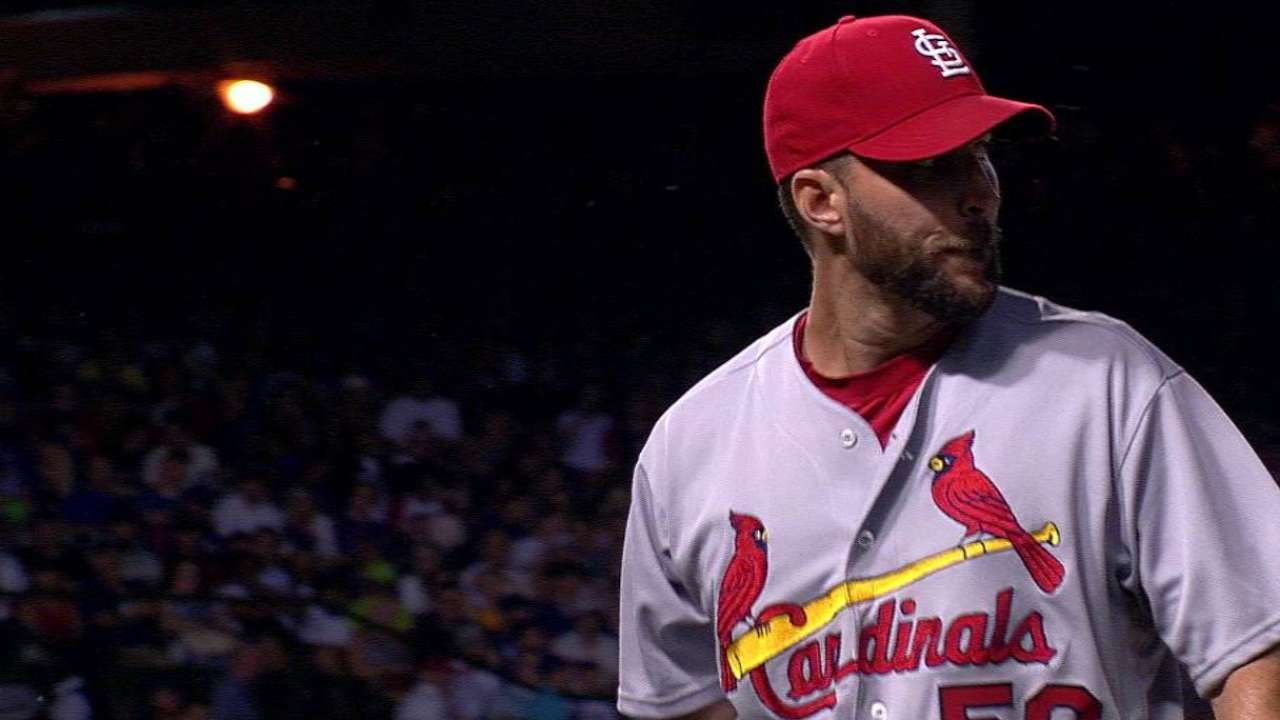 Waino wins in Wrigley as Cards hammer HRs