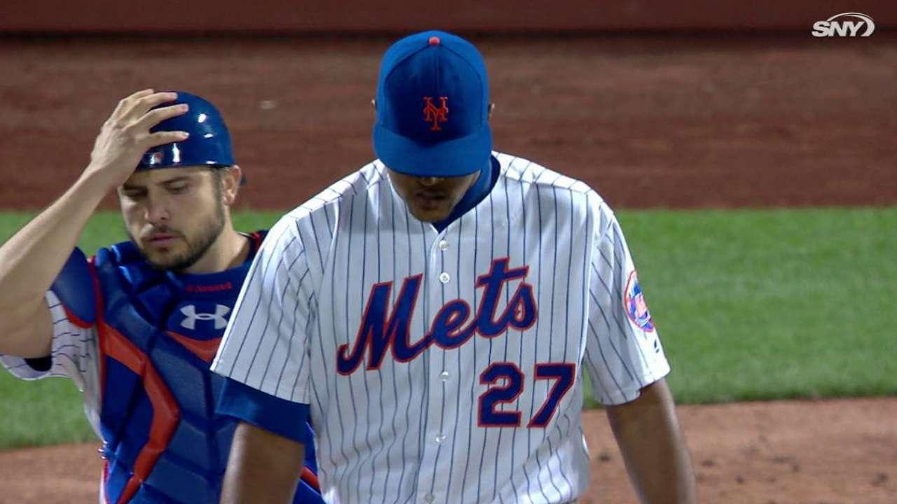 Homers, bullpen's 8 2/3 help Mets edge Royals