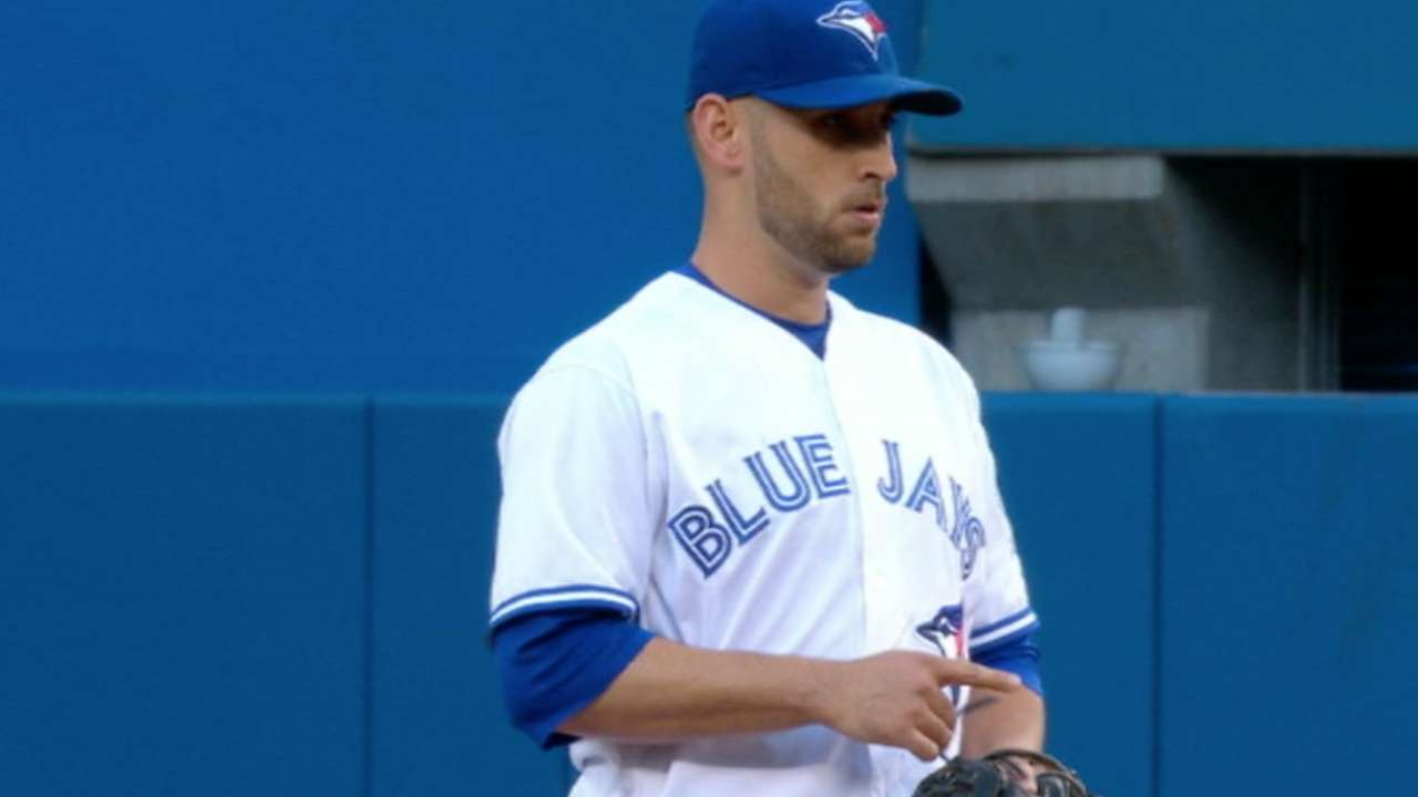 Estrada strikes out eight