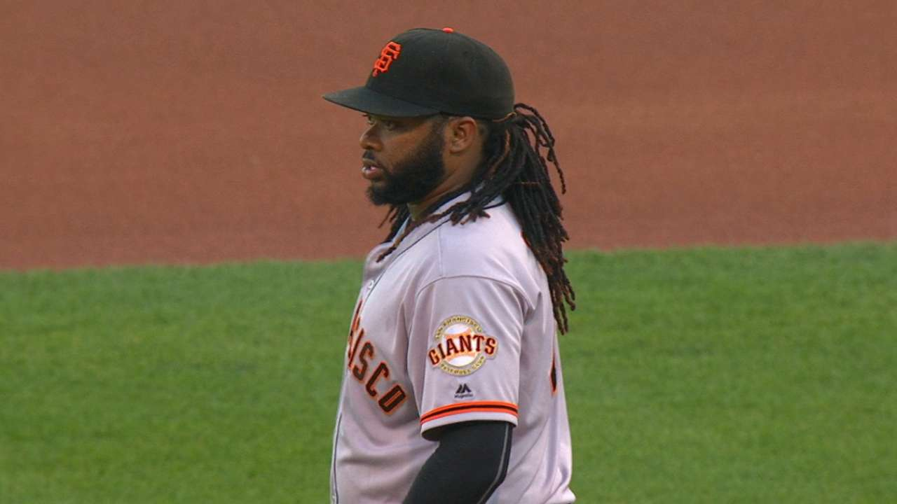 Cueto not thinking about All-Star nod chances