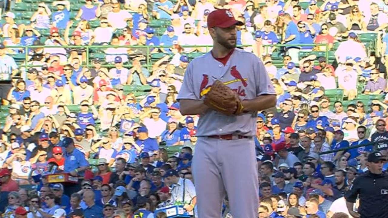 Wainwright keeps Cards' rotation rolling