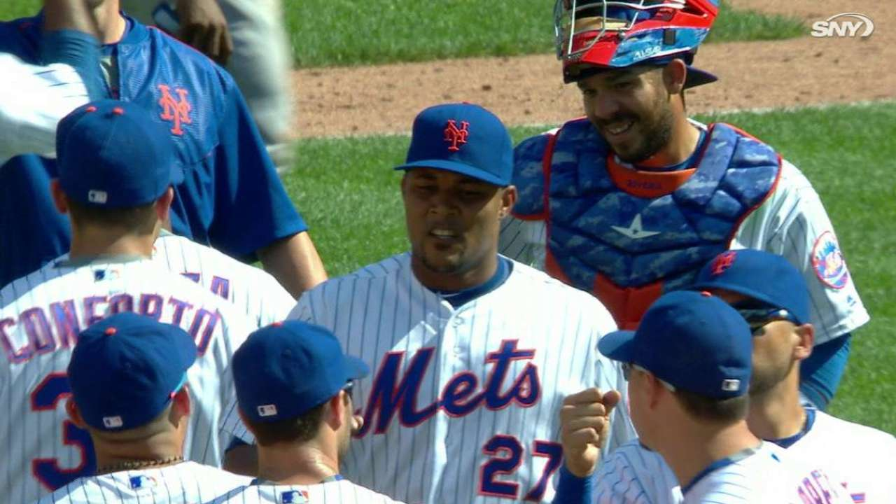 Familia notches 24th save